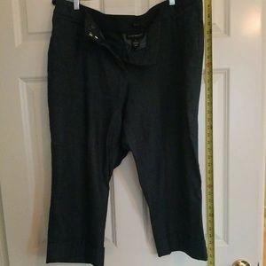 One Bryant Lena Capri Pants - Size 20